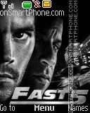 Fast five theme screenshot