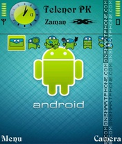 For Android theme screenshot
