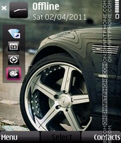 Rim New Icons theme screenshot