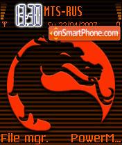 Mortal Kombat es el tema de pantalla