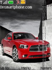 Dodge Charger 01 theme screenshot