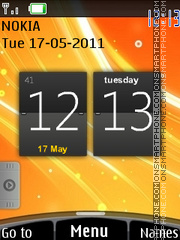 Htc Desire Hd 01 theme screenshot