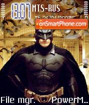 Batman Begins theme screenshot