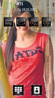 Shazahn Padamsee 01 theme screenshot