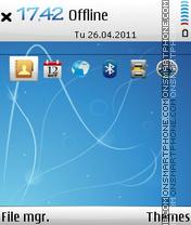 Aero theme fp1 theme screenshot