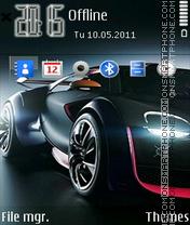 Citroen 04 theme screenshot
