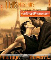 Скриншот темы French Kiss