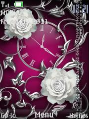Silver SWF theme screenshot
