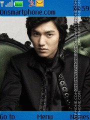 Jun Pyo Sunbae - Boys Over Flowers theme screenshot