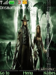 Van Helsing 04 theme screenshot