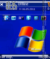 Wonder Window es el tema de pantalla