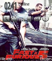Fast And Furious 5 es el tema de pantalla