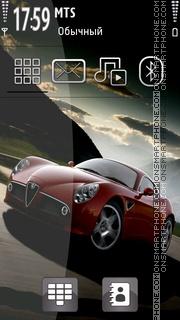 Alfa Romeo HD es el tema de pantalla