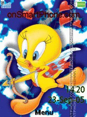 Tweety Theme theme screenshot