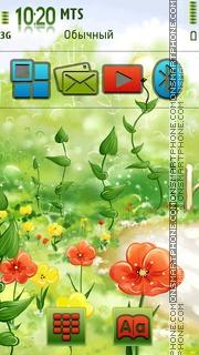 Blossom 04 theme screenshot