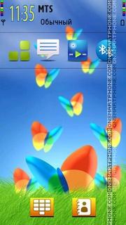 MSN 06 es el tema de pantalla