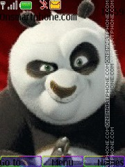 Kung Fu Panda 03 theme screenshot