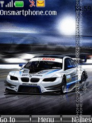 Bmw M3 16 theme screenshot