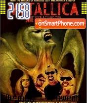 Metallica 02 es el tema de pantalla