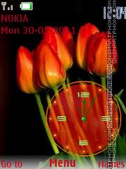 Tulips Theme-Screenshot