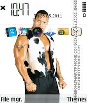 The Rock 06 theme screenshot