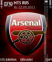 Arsenal es el tema de pantalla