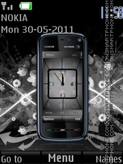 Nokia N Series By ROMB39 theme screenshot