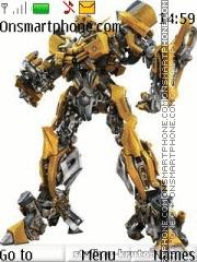 Capture d'écran Transformer by RIMA39 thème