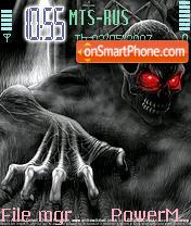 Demon 01 es el tema de pantalla