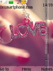 Love 11 theme screenshot