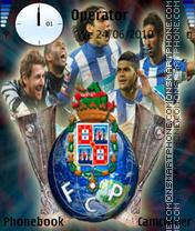 Porto theme screenshot