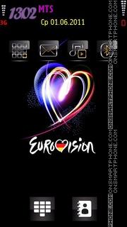 Eurovision2011 tema screenshot