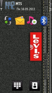 Levis 06 theme screenshot