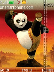 Kung Fu Panda 2 01 theme screenshot