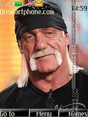 Hulk Hogan by RIMA39 theme screenshot