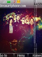 The Killers 01 theme screenshot
