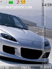 Скриншот темы Mazda rx8 2012