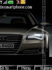 Скриншот темы Audi A8 03