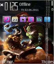 Warcraft 11 es el tema de pantalla
