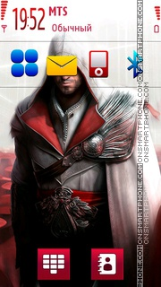 Assassin Creed 04 theme screenshot