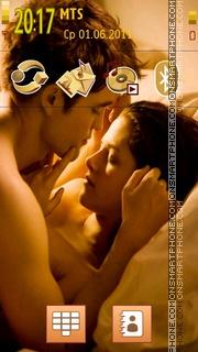 Breaking Dawn 02 es el tema de pantalla