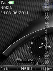 Capture d'écran WM By ROMB39 thème