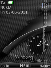 Скриншот темы WM By ROMB39