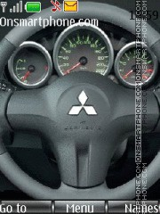 Steering wheel by RIMA39 tema screenshot
