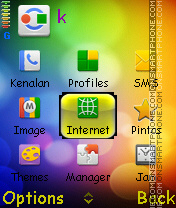 Htc By Eko tema screenshot