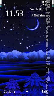 Скриншот темы Moonshine 02