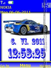 Скриншот темы Auto Rally By ROMB39