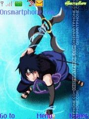 Sasuke Ne tema screenshot