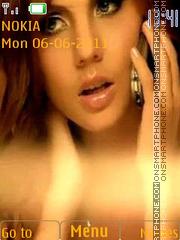 MakSim - Kak Letat theme screenshot