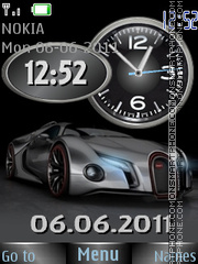 Bugatti Dual theme screenshot
